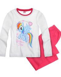 Пижама Моя маленькая Пони белая