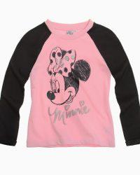 купить свитер для девочки с минни маус