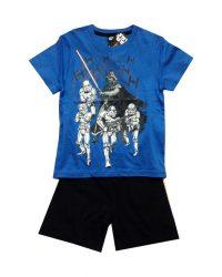 летняя пижама со звездными войнами