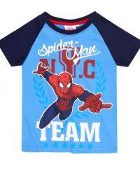 футболка с человеком пауком