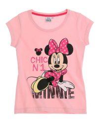 футболка с минни маус для девочки