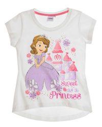 футболка для девочки София Прекрасная (Sofia The First)