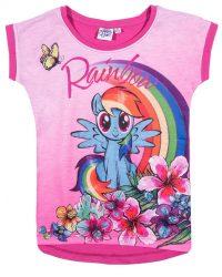 футболка мой маленький пони с радугой дэш