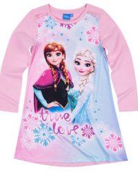 Пижама с анной и эльзой из холодного сердца